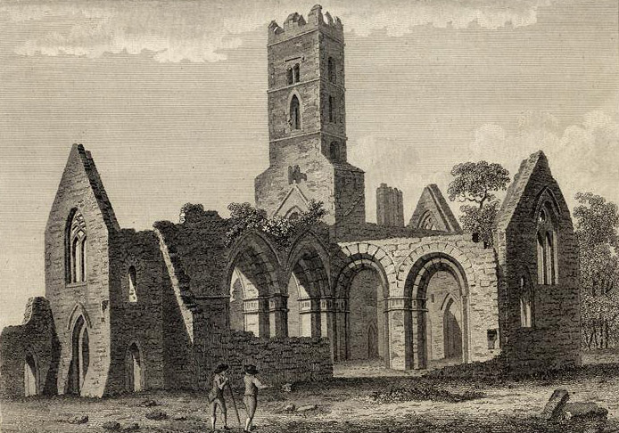 1353 – Kilconnell Abbey, Co. Galway