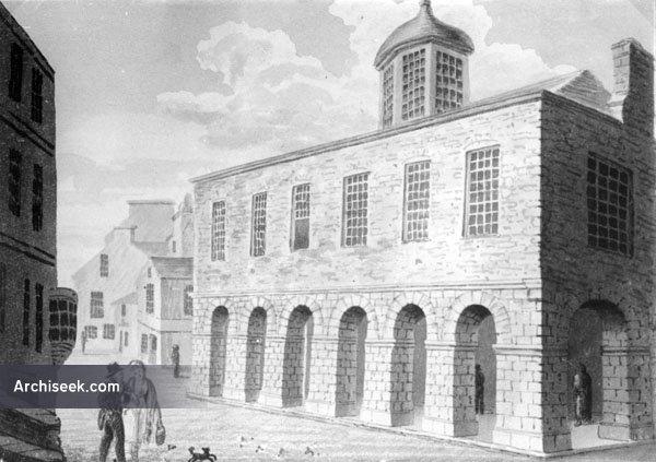 1639 – Tholsel, Galway