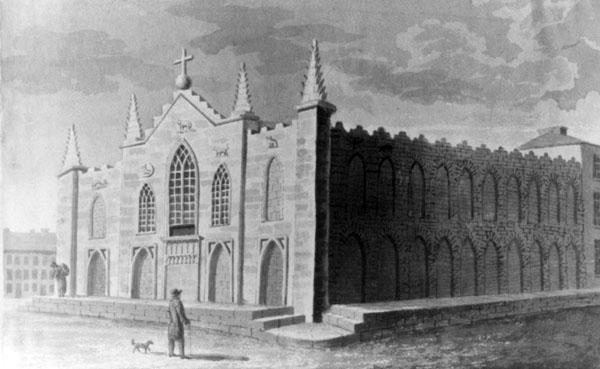 1821 – St Nicholas' Pro-Cathedral, Galway