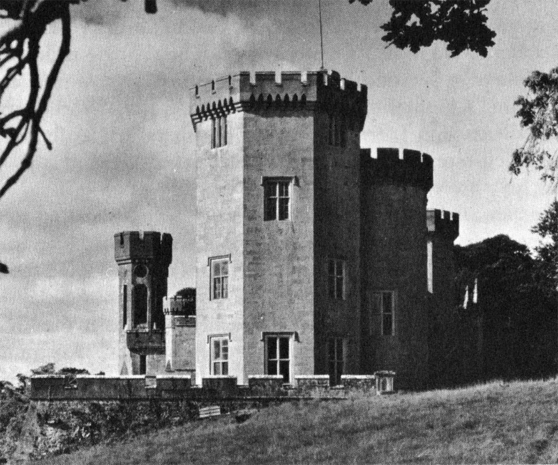 1817 – Lough Cutra Castle, Gort, Co. Galway