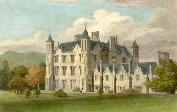 1818 &#8211; Kilcoleman Abbey, Milltown, Co. Kerry