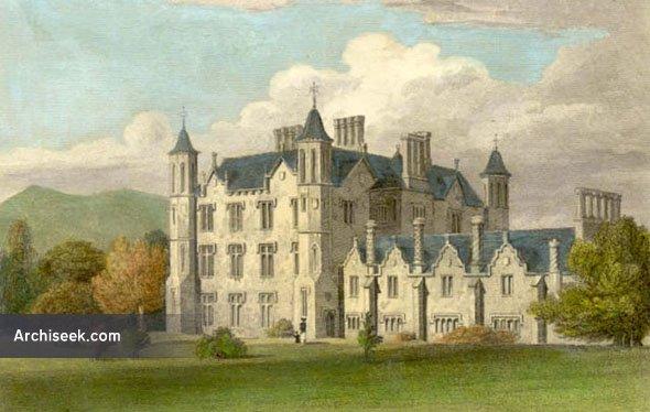1818 – Kilcoleman Abbey, Milltown, Co. Kerry