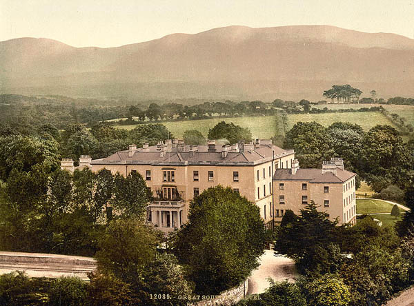 1854 – Great Southern Hotel, Killarney, Co. Kerry