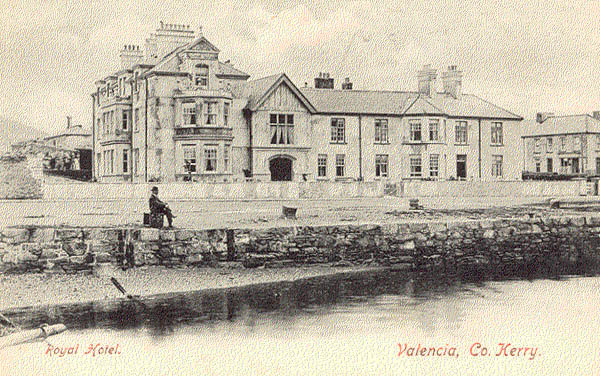 1880c – Royal Hotel, Valentia, Co. Kerry