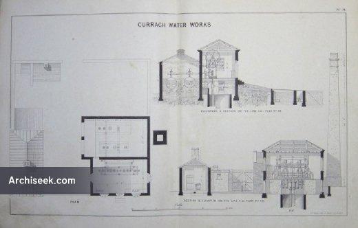 1858 – Curragh Camp, Co. Kildare