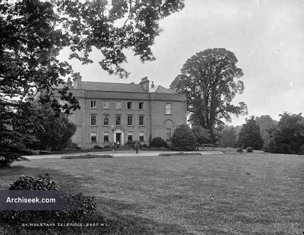 1730s – St Wolstan's, Celbridge, Co. Kildare