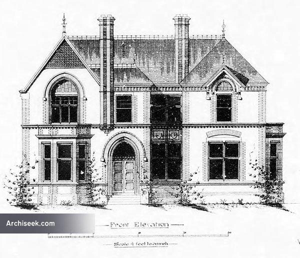 1882 – Glebe House, Monasterevin, Co. Kildare