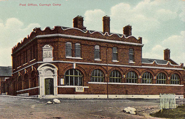 1900 – Post Office, Curragh Camp, Co. Kildare