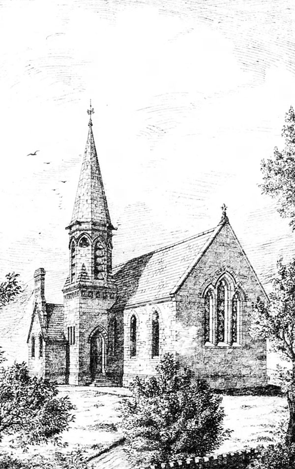 1882 – Baptist Church, Harristown, Co. Kildare
