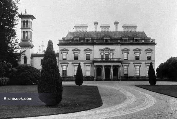 1831 – Straffan House, Straffan, Co. Kildare