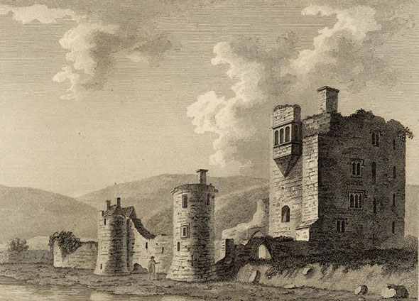 1290 – Granagh Castle, Co.Kilkenny