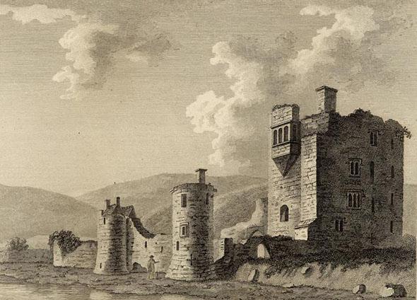 1290 – Granagh Castle, Co.Kilkenny