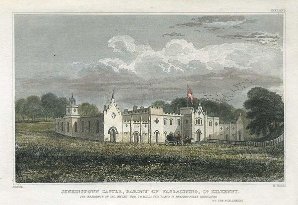 1820s – Jenkinstown House, Castlecomer, Co. Kilkenny