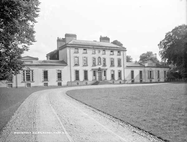 1747 &#8211;  Woodstock House, Inistioge, Co. Kilkenny