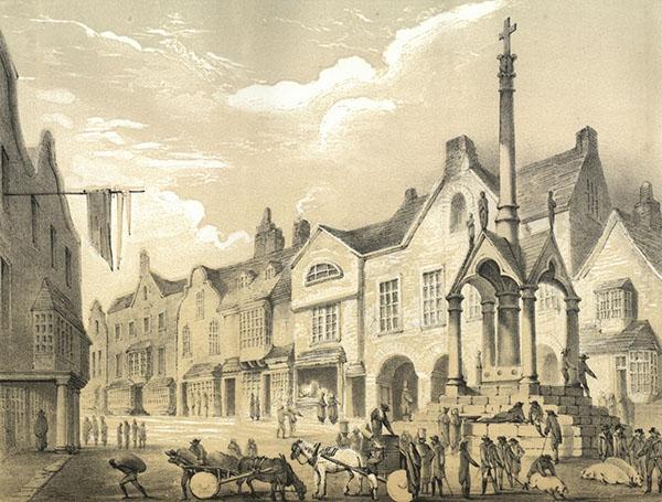 1335 – Market Cross, Kilkenny, Co. Kilkenny
