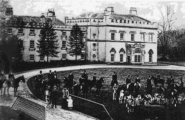 1802 – Castlecomer House, Co. Kilkenny