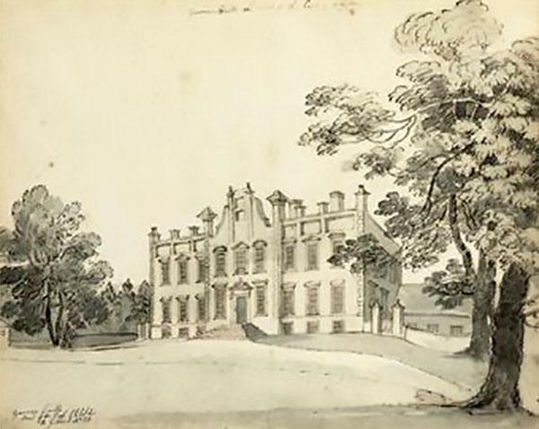 1713 – Gowran Castle, Co. Kilkenny