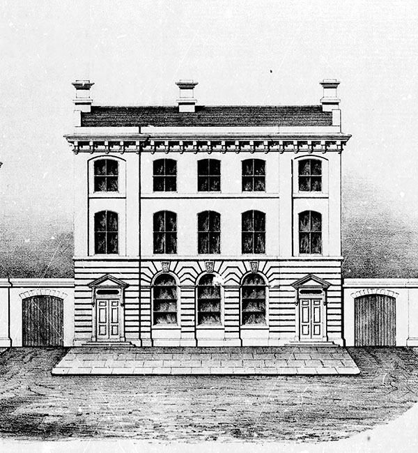 1863 – National Bank, Mountmellick, Co. Laois
