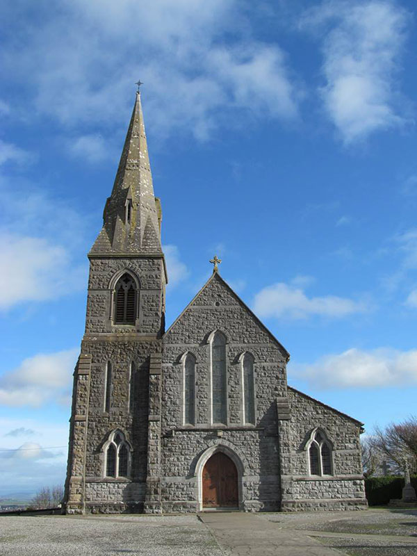 1865 – Church of the Sacred Heart, Arless, Co. Laois