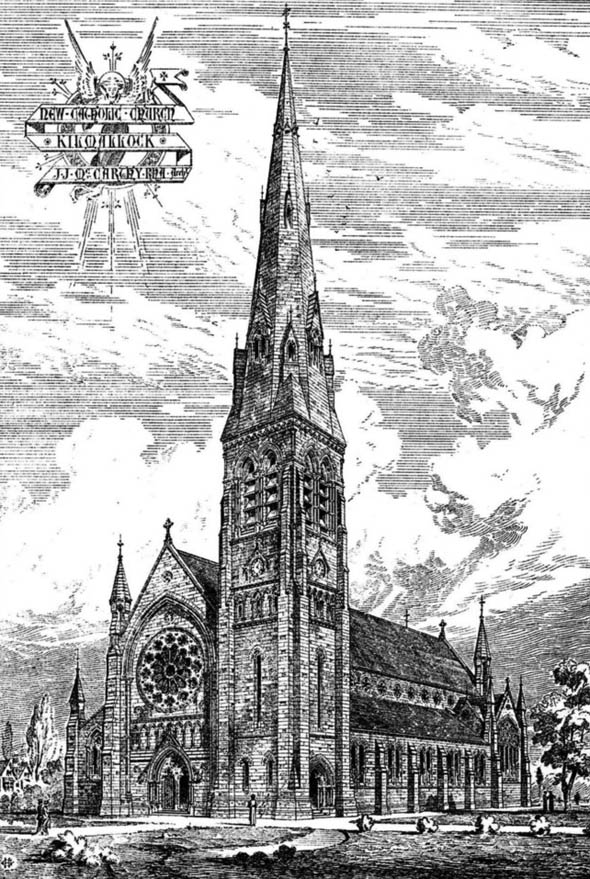 1889 &#8211; SS. Peter &#038; Paul Church, Kilmallock, Co. Limerick
