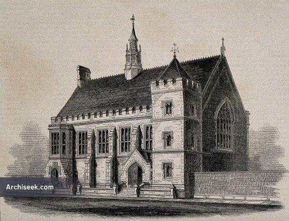 1856 – Protestant Orphan Society Hall, Limerick