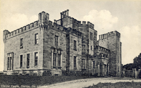 1828 &#8211; Clarina Castle, Clarina. Co. Limerick