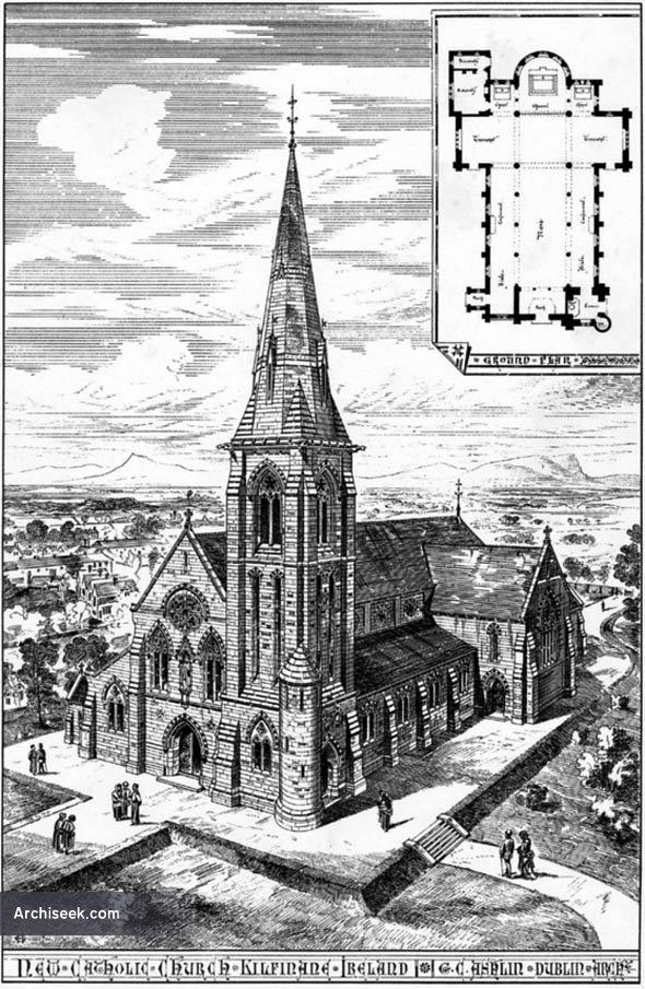 1884 – St. Finnian's Church, Kilfinane, Co. Limerick