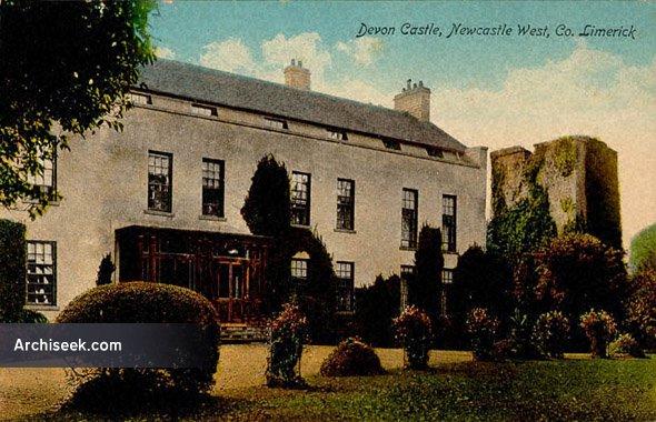 1760s – Devon Castle, Newcastle West, Co. Limerick