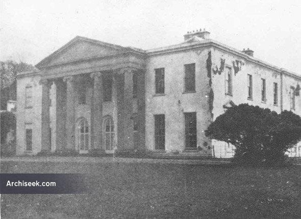 1813 – Mountshannon House, Castleconnell, Co. Limerick