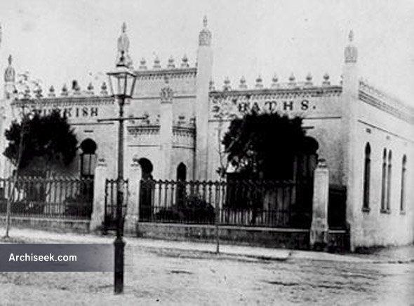 1860s – Turkish Baths, Charles St., Limerick