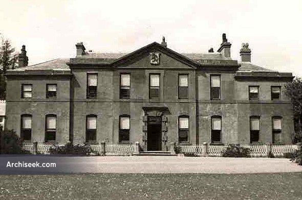 1770c – Attyflin House, Patrickswell, Co. Limerick
