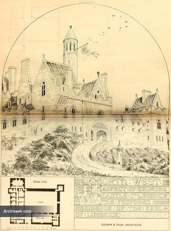 1874 – Dromore Castle, Co. Limerick