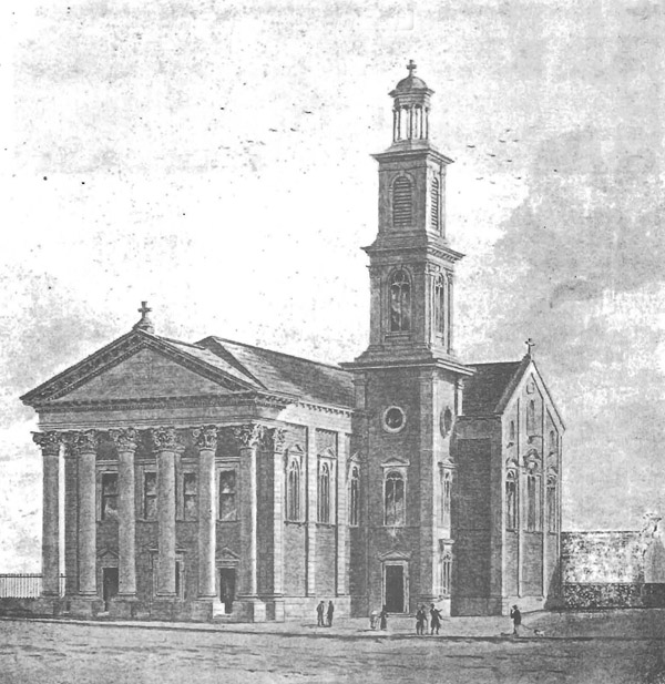 1904 – Unbuilt Design for St. Joseph's Church, Limerick