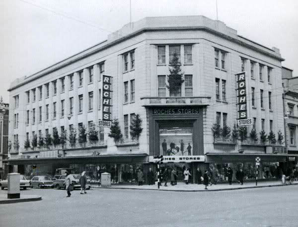 1940 – Debenhams, O'Connell Street, Limerick,