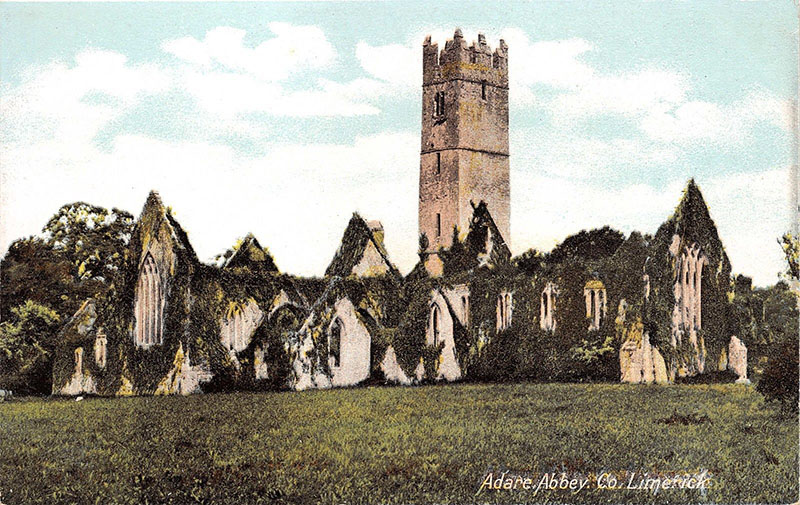 1464 – Franciscan Abbey, Adare, Co. Limerick