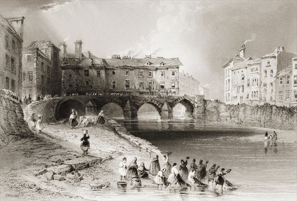 Old Baal's Bridge, Limerick