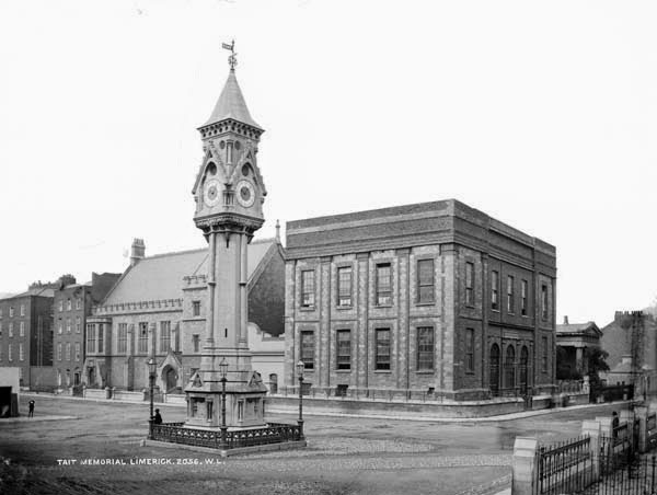 1867 – Tait Memorial, Baker Place, Limerick