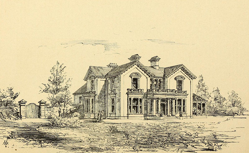 1869 – Waterpark, Castleconnell, Co. Limerick