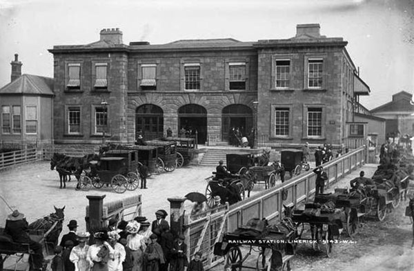 1858 – Railway Station, Limerick, Co. Limerick
