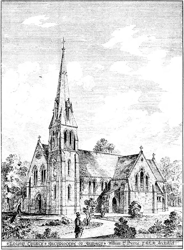 1892 – Church of the Immaculate Conception, Louth, Co. Louth
