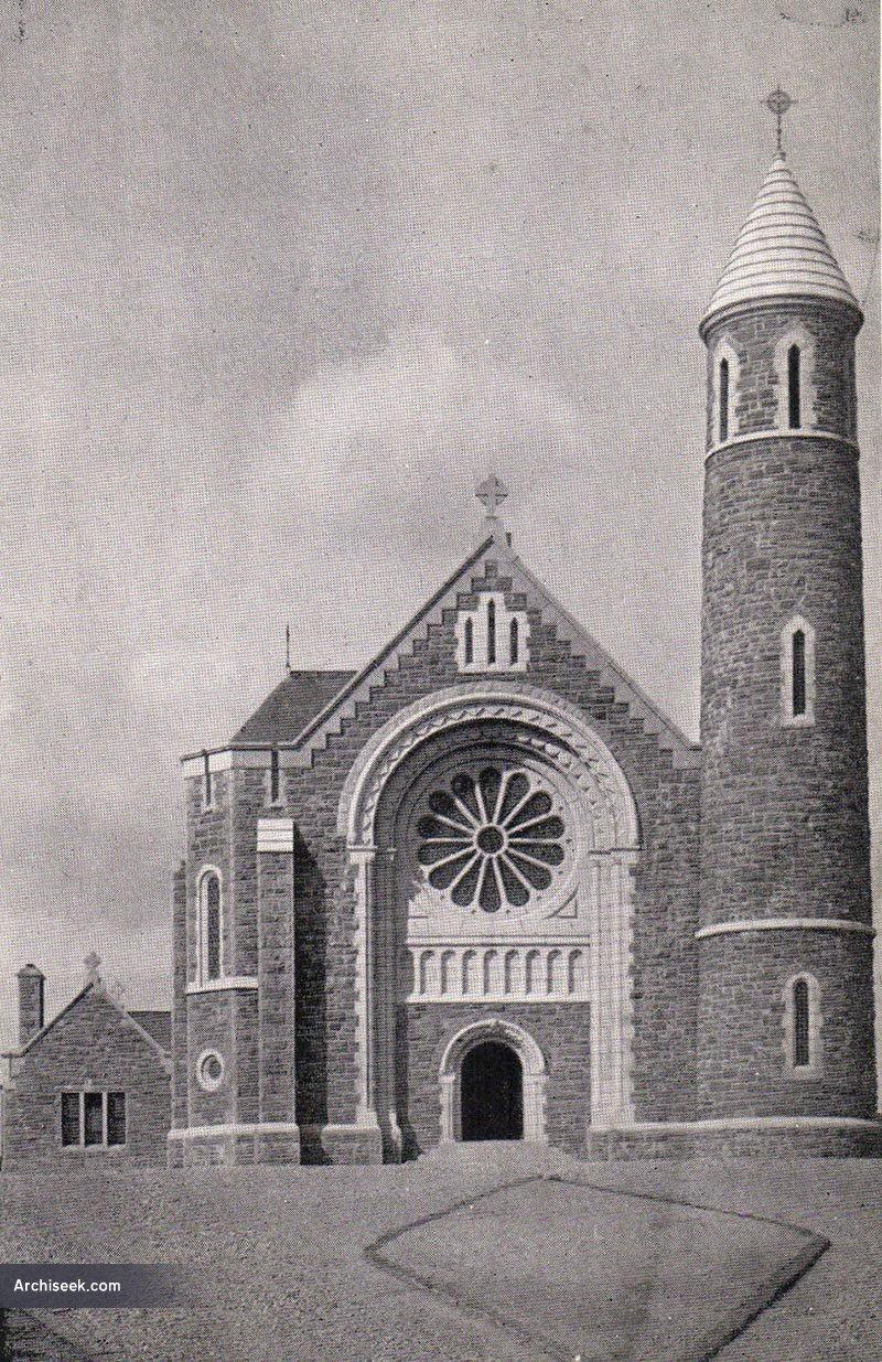 1922 – Oliver Plunkett Church, Blackrock, Co. Louth
