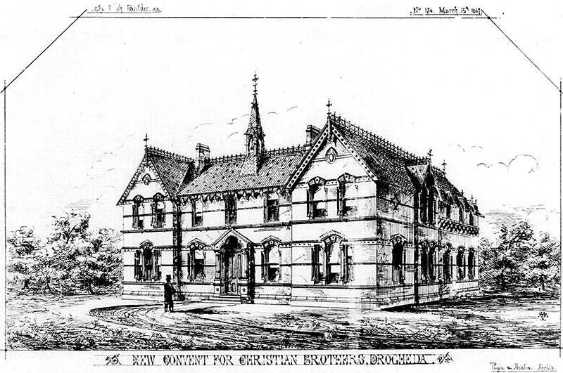 1868 – Christian Brothers School, King St., Drogheda, Co. Louth