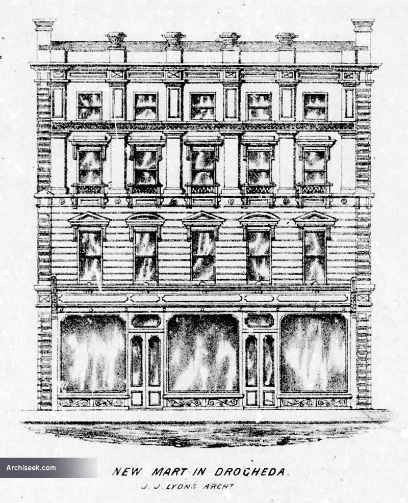 1863 – Parson's Mart, Drogheda, Co. Louth