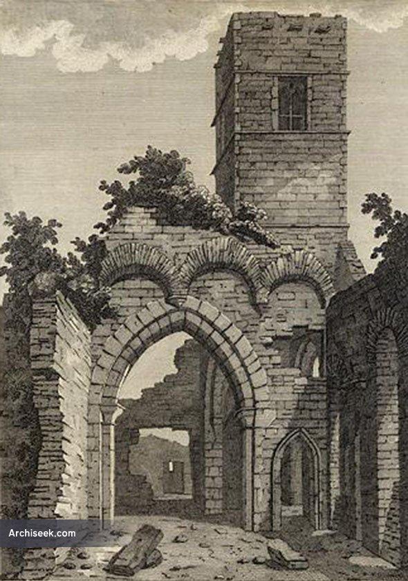 1440 – Rosserk Abbey, Co. Mayo