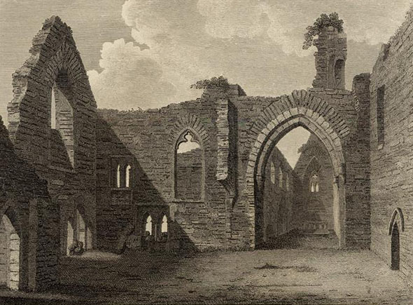 1250c – Strade Abbey, Co.Mayo