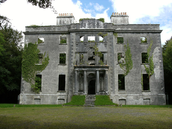 1785 &#8211; Moore Hall, Co. Mayo