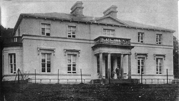 1838 – Cranmore House, Ballinrobe, Co. Mayo