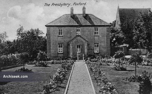 1870s – Presbytery, Foxford, Co. Mayo