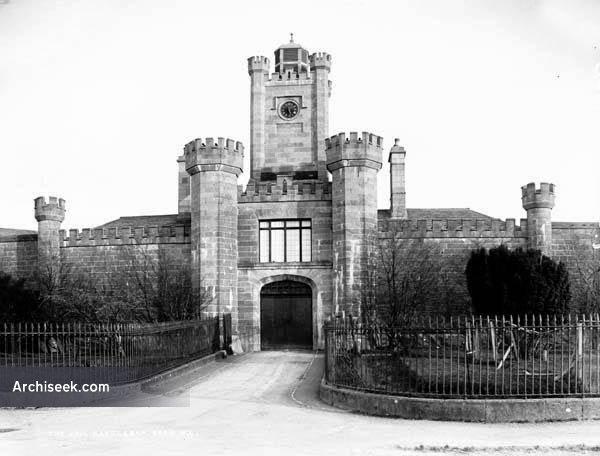 1834 – Prison, Castlebar, Co. Mayo