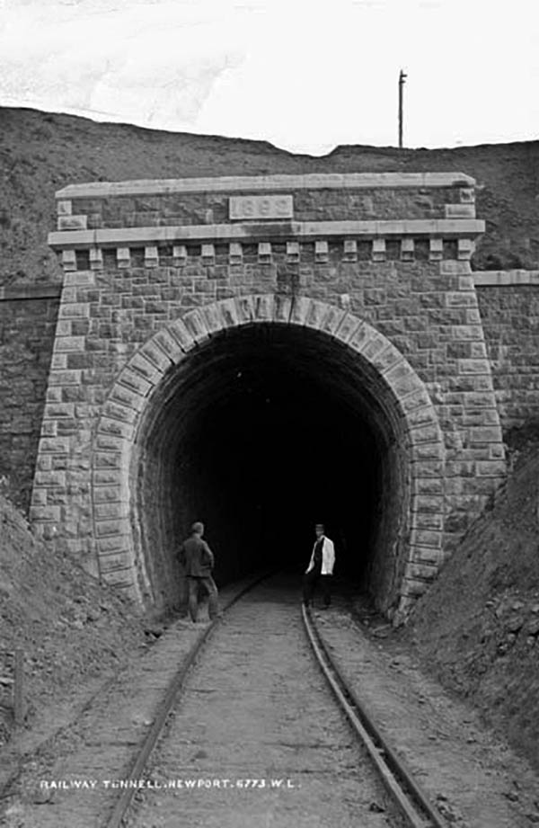 1892 – Railway Tunnel, Newport, Co. Mayo